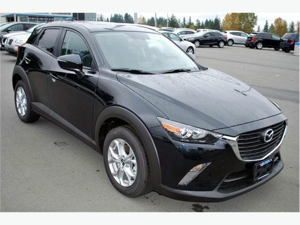 2016 Mazda CX-3 GS | AWD | LEATHER