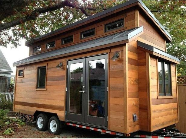 Looking for a place to park my Tiny Home on wheels