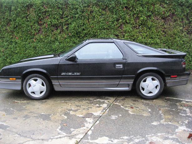 1989 Dodge Daytona Shelby