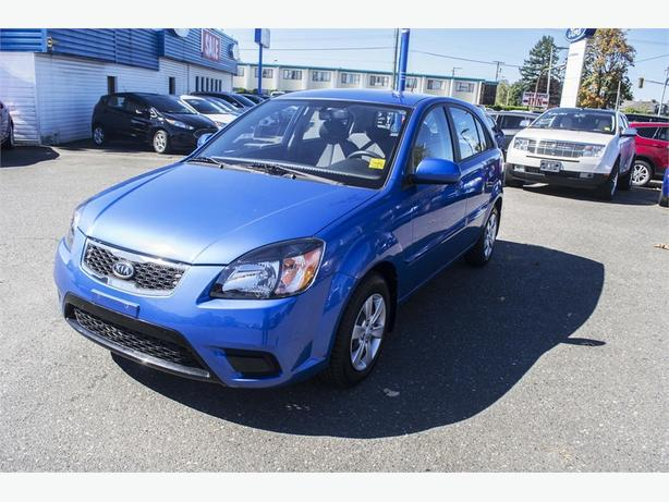 2011 Kia Rio 5 MANUAL | LOW KMS