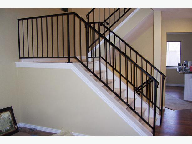 Wrought Iron and Custom Fabrication