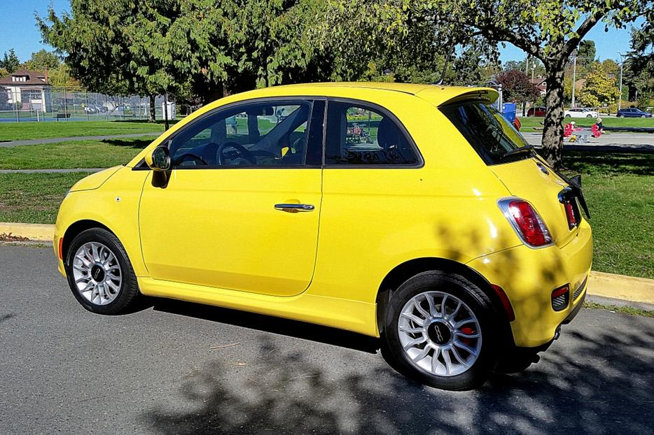 2014 fiat 500 sport hatchback victoria city victoria mobile. Black Bedroom Furniture Sets. Home Design Ideas