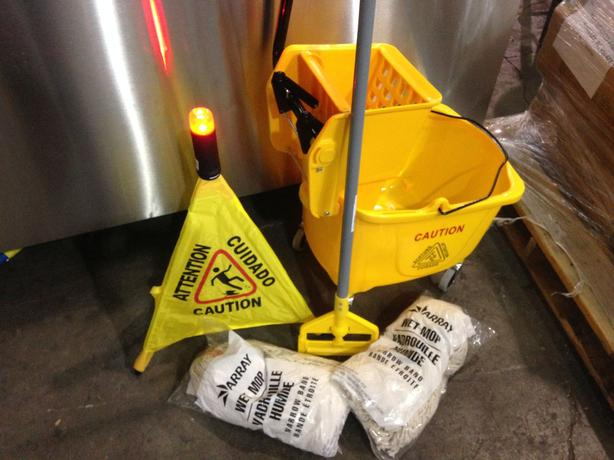 >>> Janitorial Supply Overstock