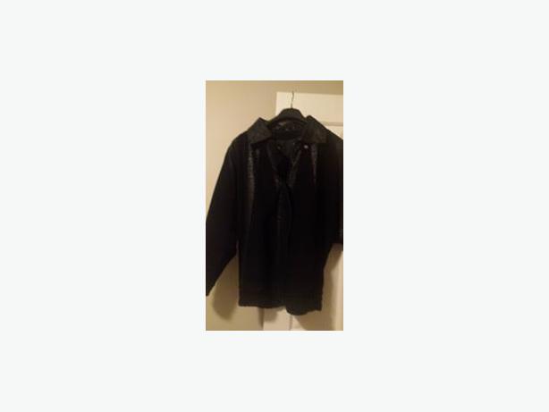 Suede XL Jacket