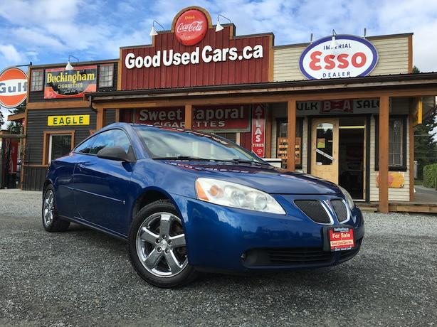 2006 Pontiac G6 GT Coupe, End of Month Blowout !!!!