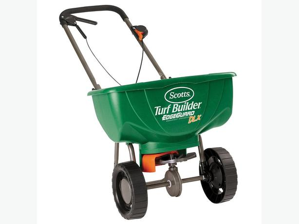 Fertilizer/ Grass Seed Spreader