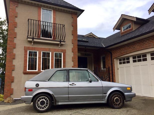 1988 VW Cabriolet 250-709-8840