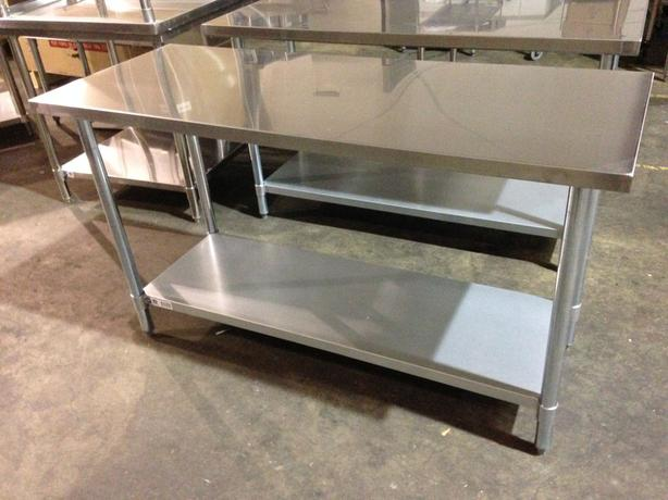 >>> Stainless Steel Tables & Sinks Overstock