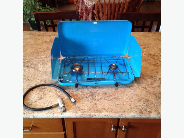 Two burner Butane cook stove $45 obo