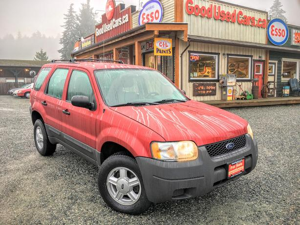2004 Ford Escape FWD - Huge NOV Sale !!!