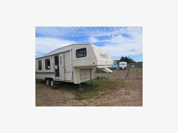 1992 Prowler Fifth Wheel 25.5H