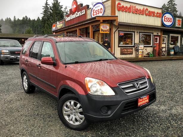 2006 Honda CRV EX AWD - End of Month Blowout !!!!