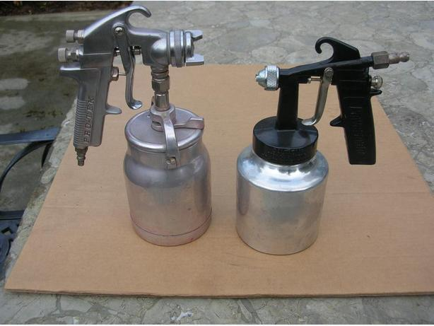 Paint Sprayer Guns