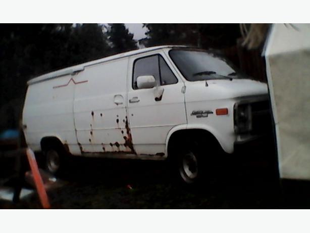 Big Chevy van