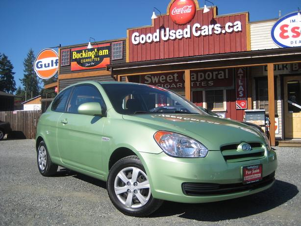 2009 Hyundai Accent Hatchback Coupe - Big Black Friday Sale on Now!