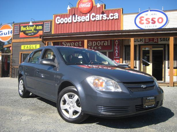 2008 Chevrolet Cobalt with Air Conditioning - Black Friday Sale on Now!