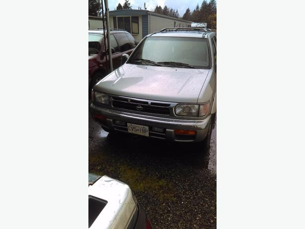 1999 nissan pathfinder le fully loaded