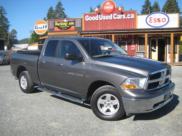 2011 Dodge Ram 1500 SLT 4X4 4 Door - Black Friday Sale on Now!