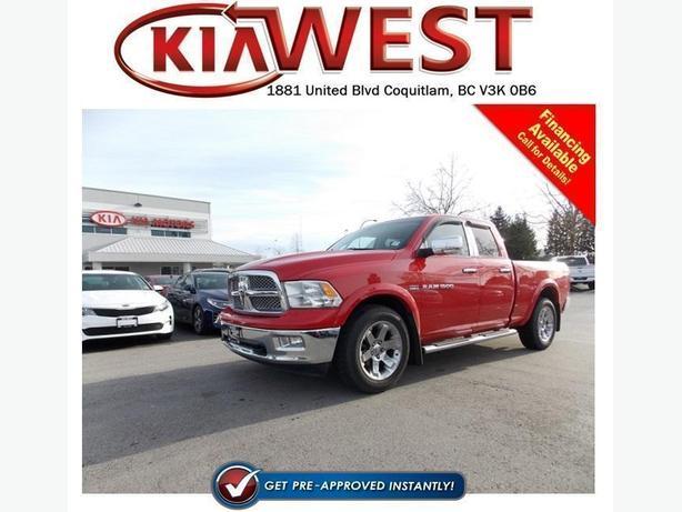 2012 Ram 1500 Laramie Hemi 5.7L