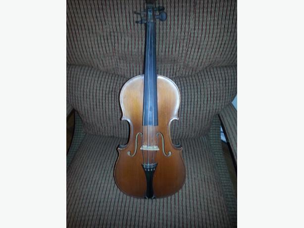 For Sale Antique German Steinmann Violin