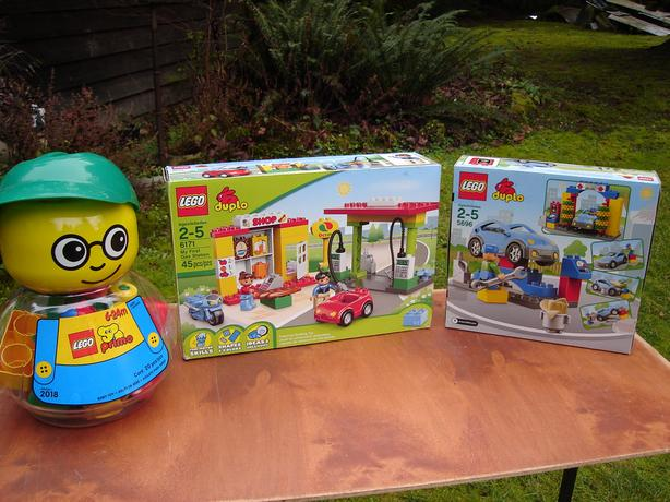 Lego play sets