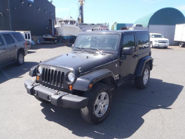 2007 Jeep Wrangler Sahara 4X4