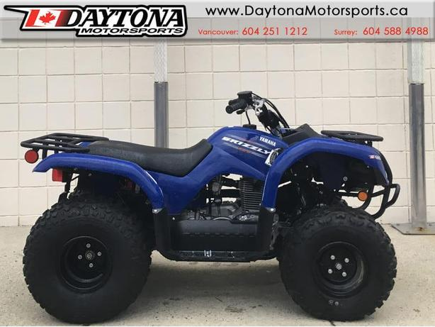 * SOLD * 2012 Yamaha Grizzly 125.  ** AS NEW!! LESS THAN AN HOUR OF USE!! **