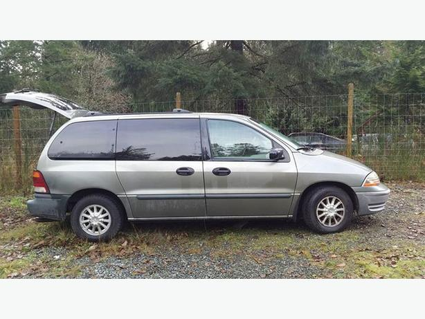 Ford Windstar 2000 for parts
