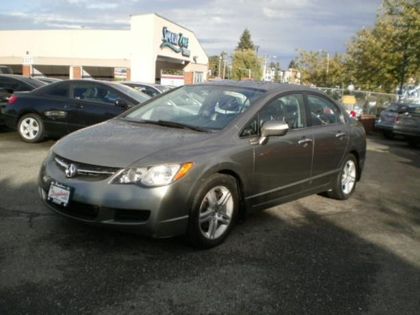 2006 Acura CSX, Premium, leather, sunroof,