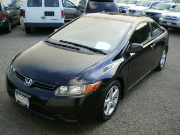 2006 Honda Civic EX, Coupe, Sunroof,