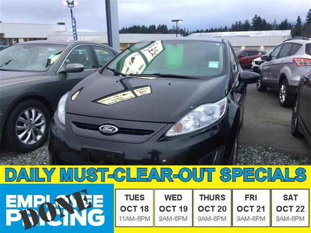 2013 Ford Fiesta SE - Bought and Serviced Here!