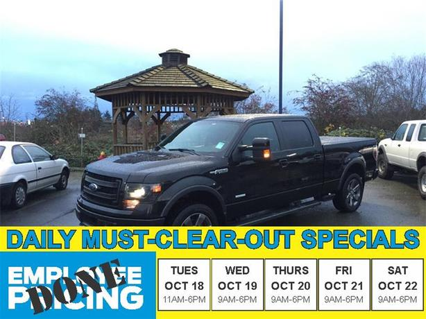 2014 Ford F-150 FX4 - Beautiful Ford Truck