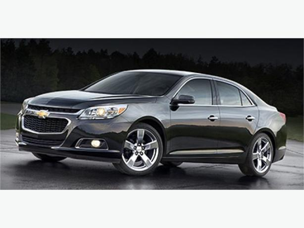 2015 Chevrolet Malibu LT w/ Back-Up Camera and 4G WiFi Hotspot