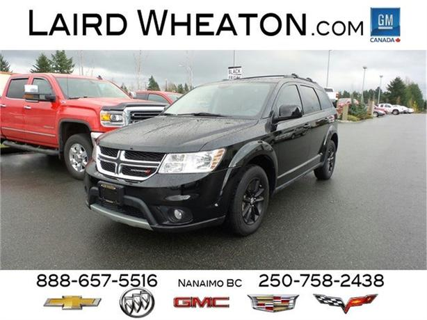 2015 Dodge Journey SXT w/ Back-Up Camera and Over Head Video Screen