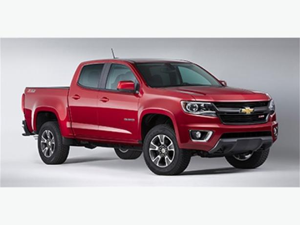 2016 Chevrolet Colorado LT 4x4 w/ Back-Up Camera and 4G WiFi Hotspot