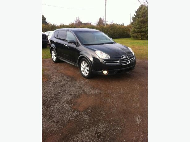 06 subaru tribeca ( nav)(dvd)(awd)(loaded)