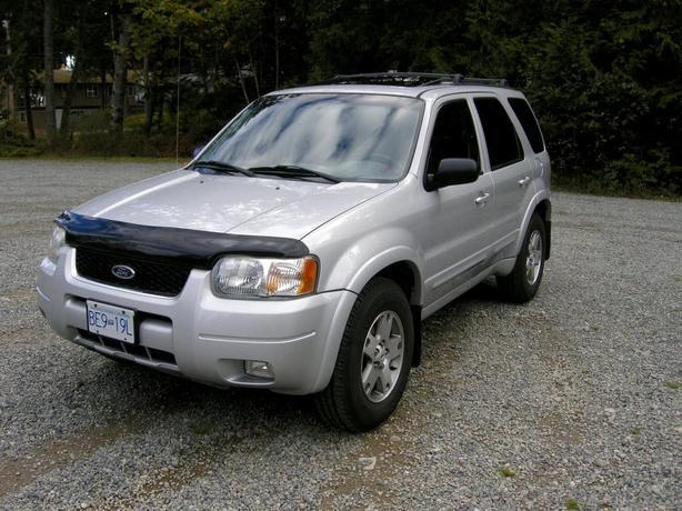 Ford Escape Limited 4x4 147 000km West Shore Langford