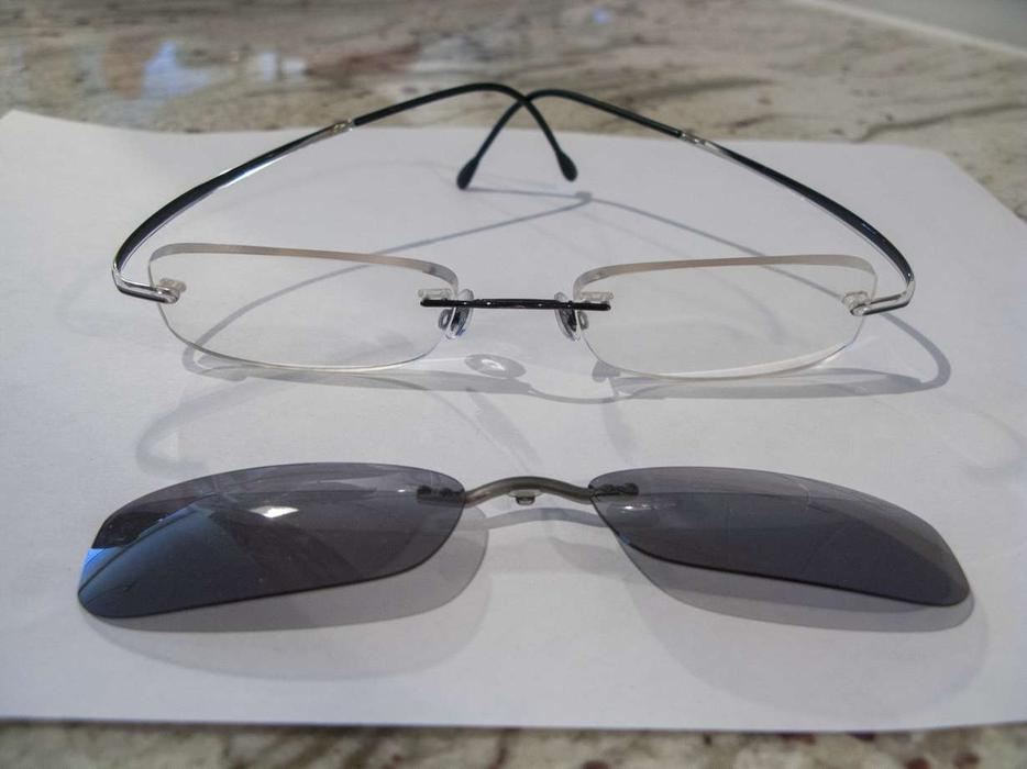 Glasses Frames Kamloops : Silhouette Rimless Eyeglasses Victoria City, Victoria