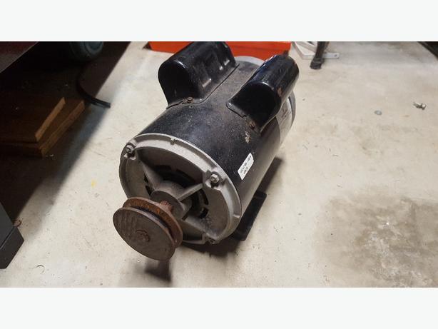 4 hp compressor motor