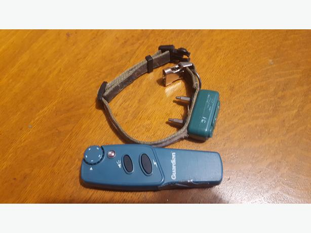 Guardian dog Remote Trainer