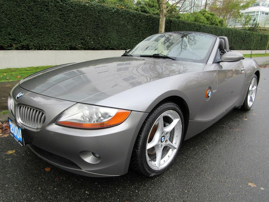 2004 Bmw Z4 3 0l Convertible Fully Loaded No