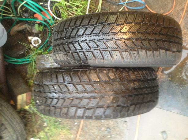 set of two winter tires 215/60R16