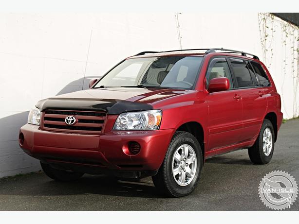 2005 Toyota Highlander Limited 4WD