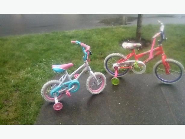 2 bikes