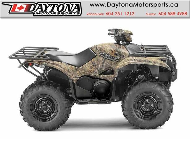 2016 Yamaha Kodiak 700 EPS CAMO * SALE PRICE! BRAND NEW *