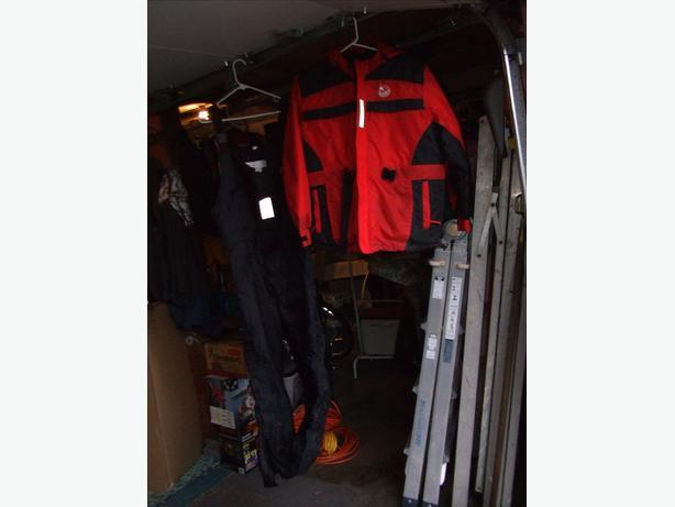 Large Keep a Float 2 piece floater suit