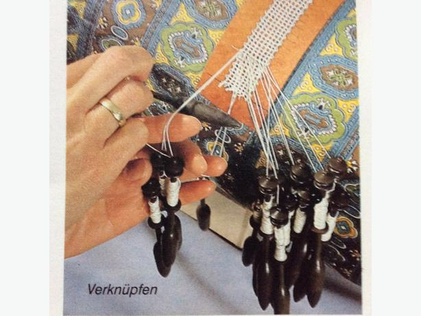 lace making toolkit