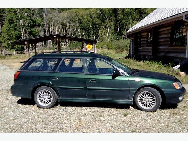2000 Subaru Legacy All wheel drive Low KMS!