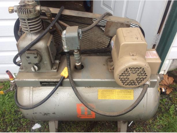 DeVILBISS compressor HUBJ-5020