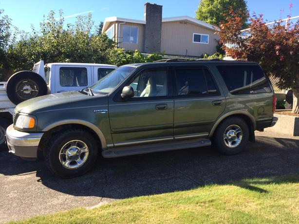 2000 Expedition Eddie Bauer  4X4